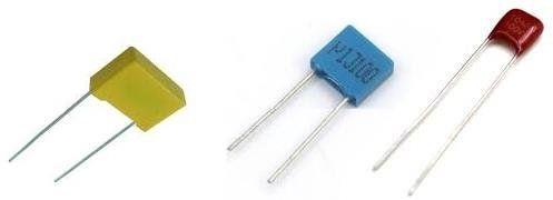 composant variateur lumière condensateur