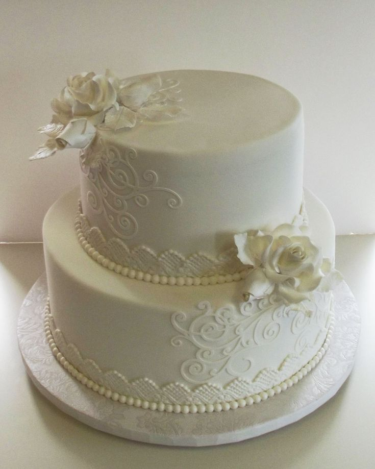 1000 images about wedding cake ideas on pinterest small wedding cakes white wedding cakes. Black Bedroom Furniture Sets. Home Design Ideas