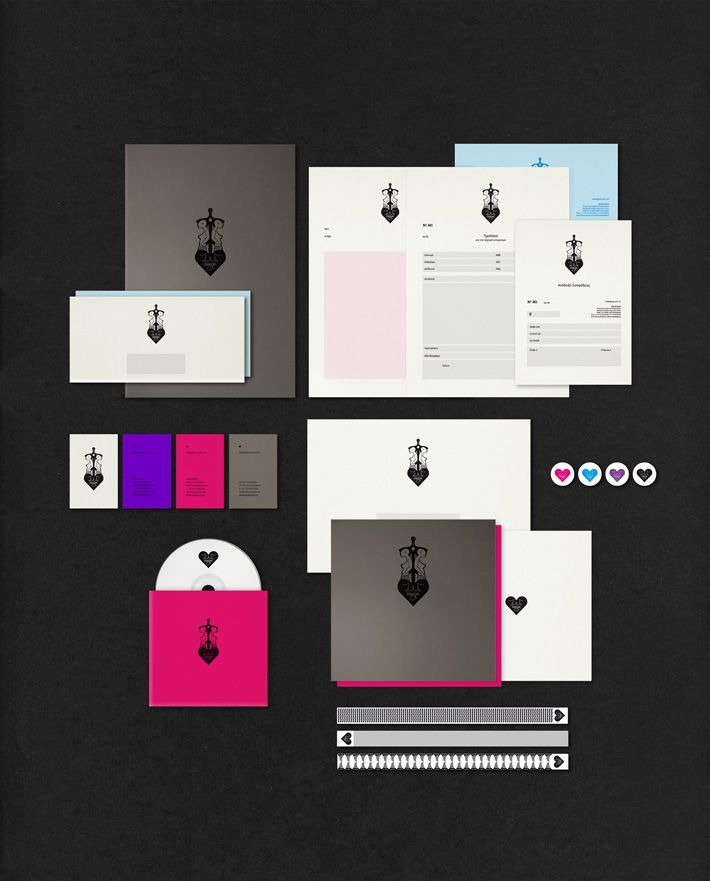 zazdesign graphic lab [new era] stationery