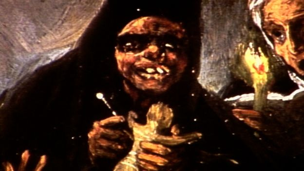 Witches were perceived as evil beings by early Christians in Europe, inspiring the iconic Halloween figure.