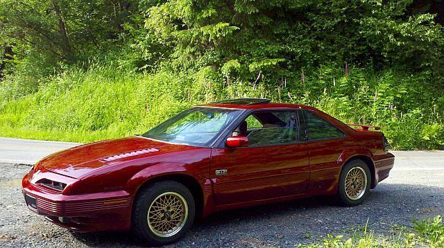 1992 Pontiac Grand Prix GTP