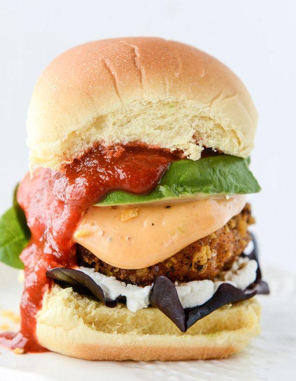 1408 best images about burgers sandwiches wraps tacos etc for Fish burger recipe