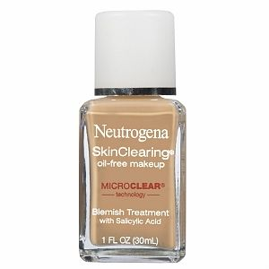 NEUTROGENA's Microclear Liquid Foundation Product Review