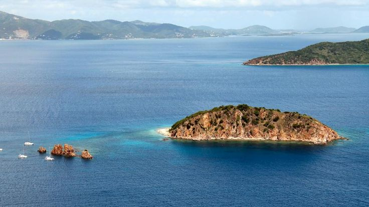 Explore The Indians in the British Virgin Islands aboard your Sunsail chartered sailing holiday.