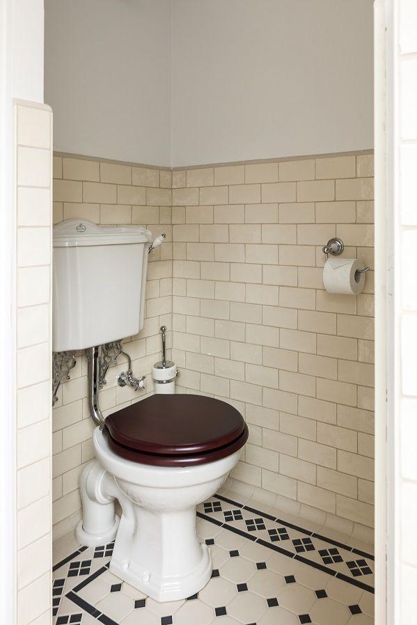 Retro Wc Pot.Toilet Toilettes Wc Toilet Low Level Toilet Retro