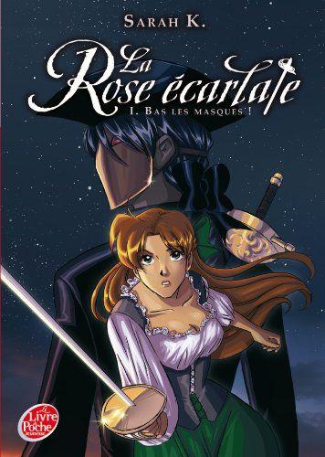 La Rose écarlate - Tome 1 - Bas les masques de Sarah Cohen-Scali http://www.amazon.fr/dp/2013202032/ref=cm_sw_r_pi_dp_NYKpub05YXNVP