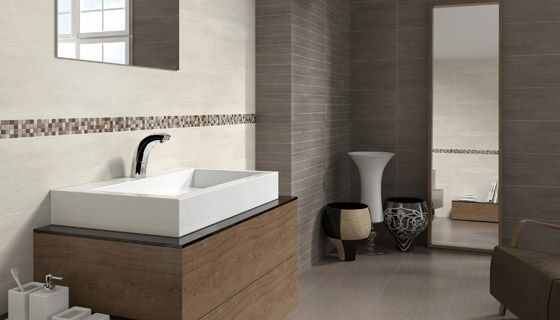 1000 images about salle de bain on pinterest bathrooms - Carrelage salle de bain beige ...