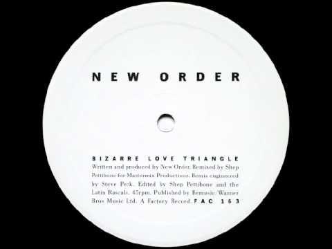 New Order- Bizarre Love Triangle (12')