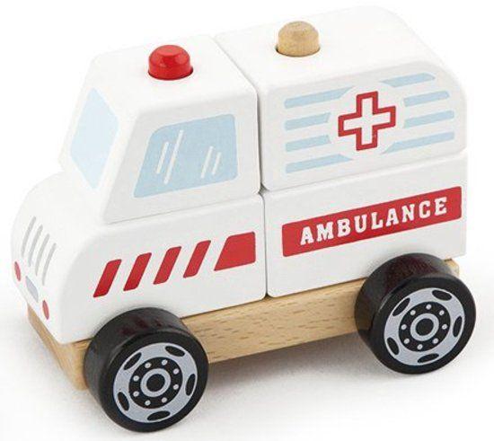 Stapel Auto - Ambulance €10,99