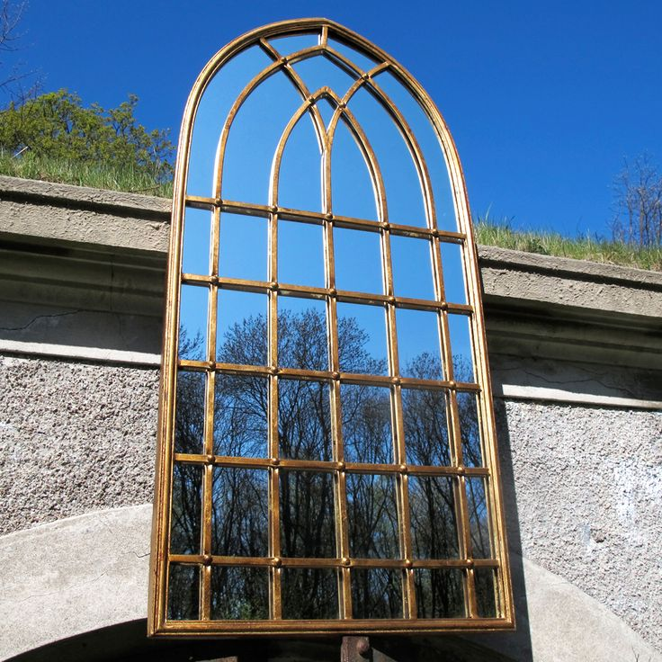 Kirke spejl
