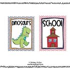 This packet includes book labels and round stickers for you to organize your classroom library. There are 50 labels included for labeling book bins...