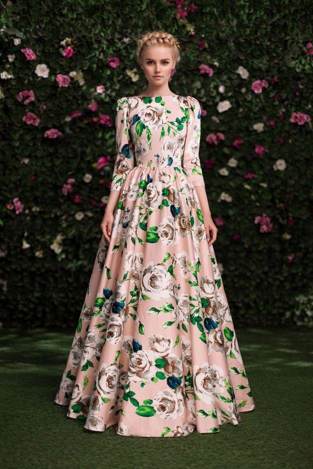 Платье «Алеся» беж — 27 990 рублей