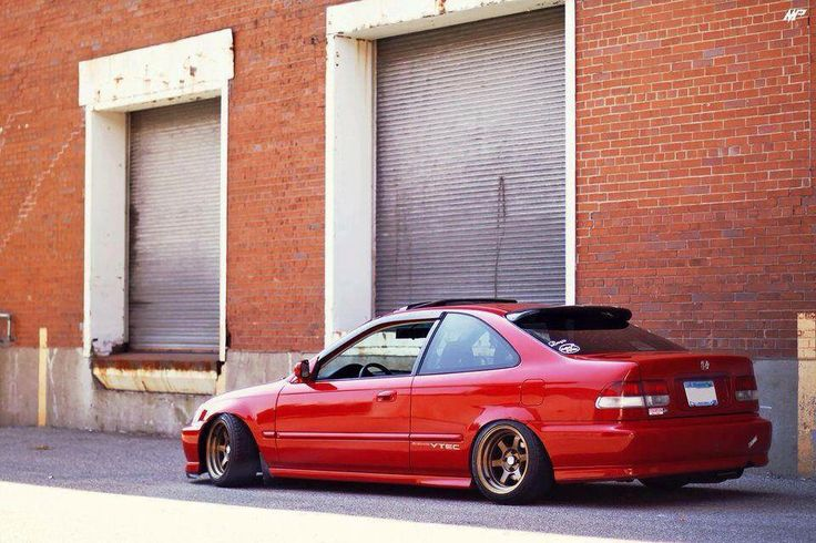 Civic coupe