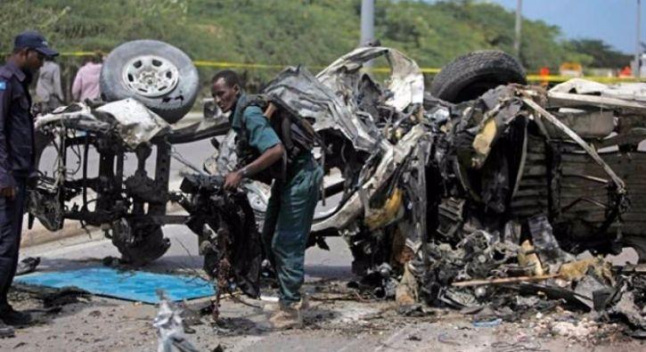 #GÜNDEM Somali'de mayınlı saldırı: 19 ölü: Aşağı Şabel ilinde yola döşenen mayının patlaması sonucu 19 kişi öldü.