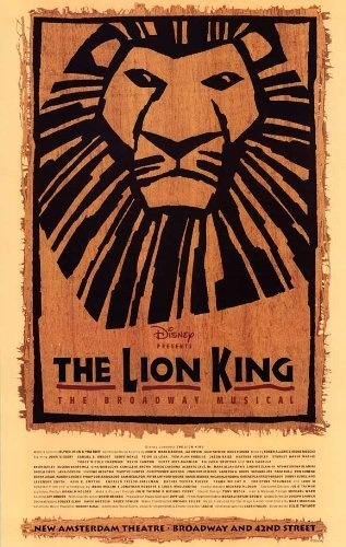 The Lion King The Broadway Musical Poster Broadway Theater Play 11x17 MasterPoster Print, 11x17 by Poster Discount, http://www.amazon.com/dp/B002S6QOP4/ref=cm_sw_r_pi_dp_IWpFqb039Z83N