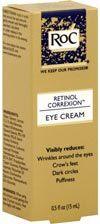 RoC Retinol Correxion Eye Cream Reviews