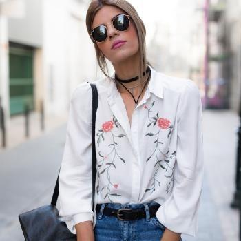 Camisas superbonitas #camisa #bordados #shirt #embroidery