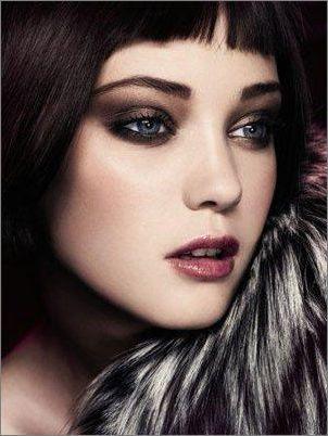 魔幻秋妆之三:猫女 Gaelle March (Dior)  Elle china #dior #ellemagazine