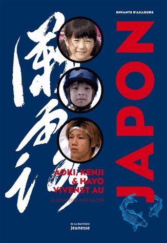 A travers les récits de trois enfants, partagez la vie quotidienne des jeunes Japonais, leur histoire, leurs coutumes et leurs croyances. Aoki vit à Tokyo, la capitale, et adore lire des mangas. À Kyoto, la ville impériale, Hayo rêve de devenir sumo ton et s'initie à l'ikebana, l'art floral. Kenji pratique le zazen à Hiroshima, la cité de la Paix, et se passionne pour le jeu de go.