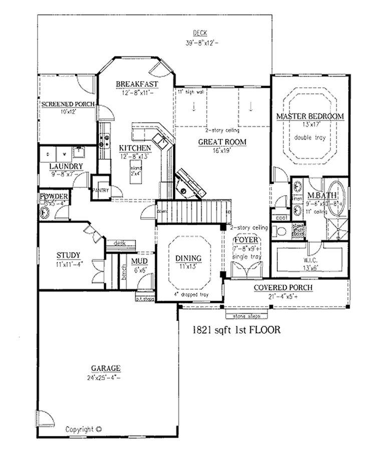 138 best house plans images on pinterest architecture, modern Two Storey House Plan Narrow Lot 138 best house plans images on pinterest architecture, modern houses and small houses two story house plans narrow lot