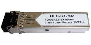 Cisco Compliant 1000BASE-SX SFP Transceiver Module GLC-SX-MM-OEM by OEM-USC. $26.81. GLC-SX-MM Cisco Optical Transceiver     1.25GB Gigabit Ethernet / 1.063GB Fibre Channel     Application: This 100% Cisco compliant 1000 Base SX SFP  transceiver is hot - swappable and designed to  plug directly into your SFP/GBIC interface slot in  your router and switch for Ethernet & Fibre  Channel network interface applications.   Lifetime Warranty only when purchased from Ultra Spec