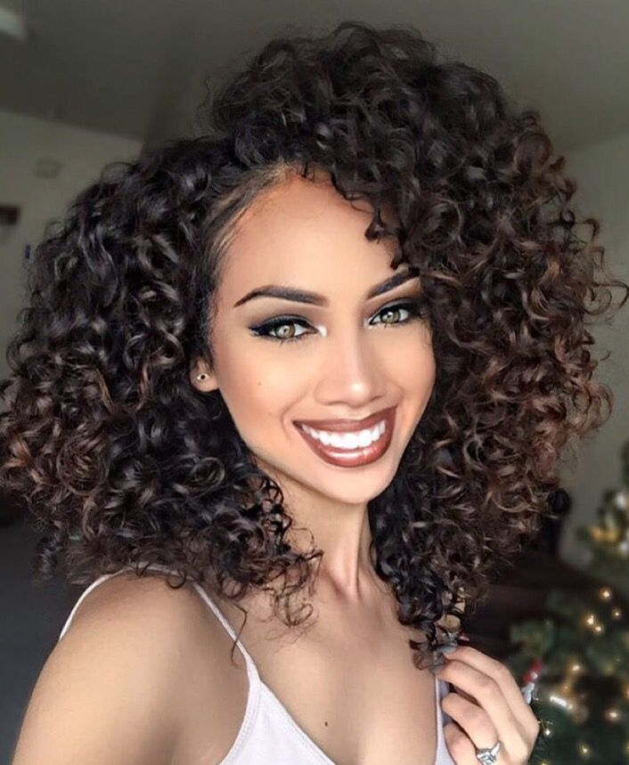 how to make hair curly naturally at home