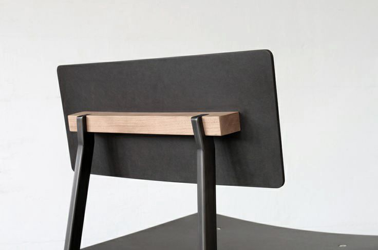 Details we like / Chair 7 Black / Connection / Wood / Furniture / at Ode to Things