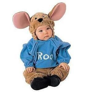Disney Winnie The Pooh Roo Kangaroo Halloween Costume New Baby Toddler 18M 12M  sc 1 st  Pinterest & 126 best Baby Disney Costumes images on Pinterest | Costumes Baby ...