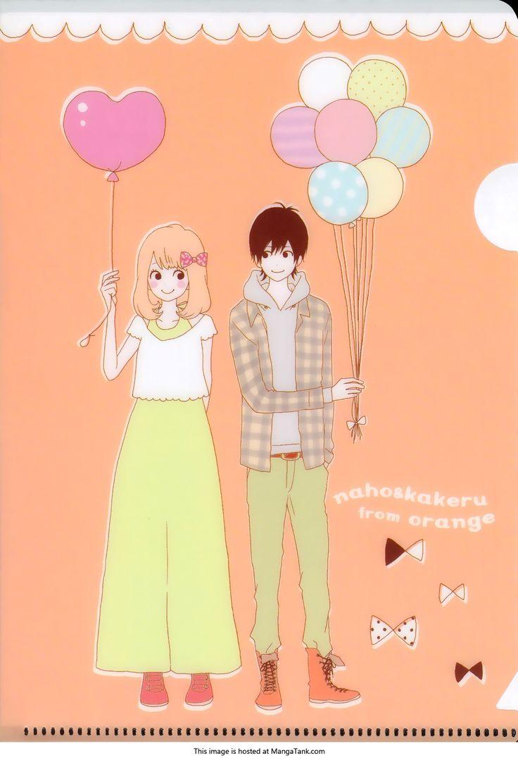 Orange || Kakeru and Naho. || Takano Ichigo