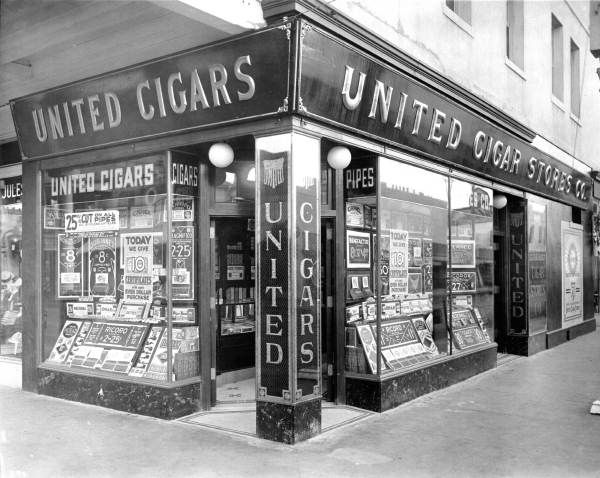 United Cigar Stores Company: Tampa
