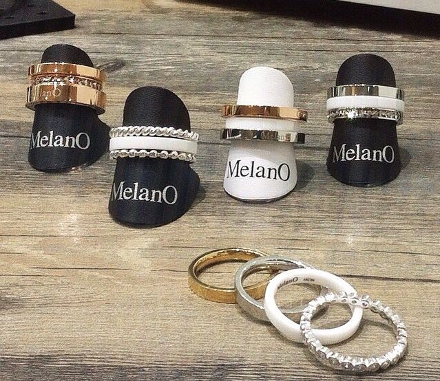 Melano Side ring