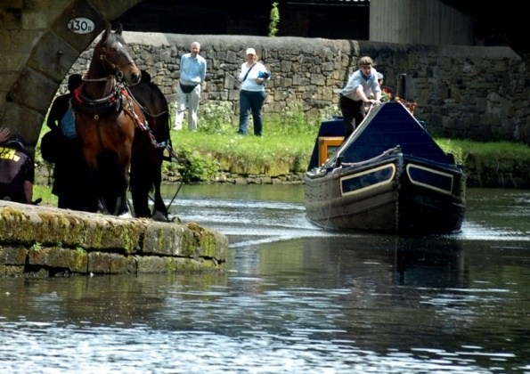 Burnley's stretch of the Leeds and Liverpool Canal is set to be the centrepiece of a creative corridor for the arts.