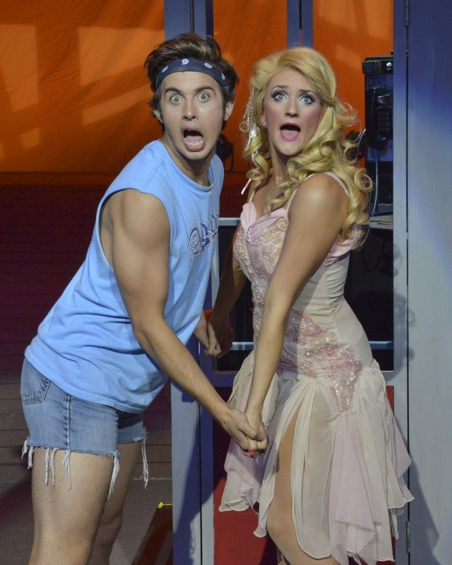 Xanadu | Sonny & Kira played by Sean McGee (best quads EVER!) and Brittany Danielle