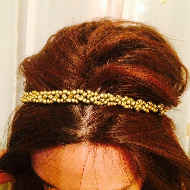 D.I.Y-headband