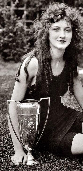Miss America 1924, Ruth Malcomson Repinned by www.lecastingparisien.com
