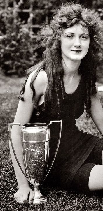 Miss America 1924, Ruth Malcomson.