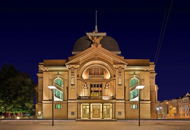 Theater Gera Thüringen