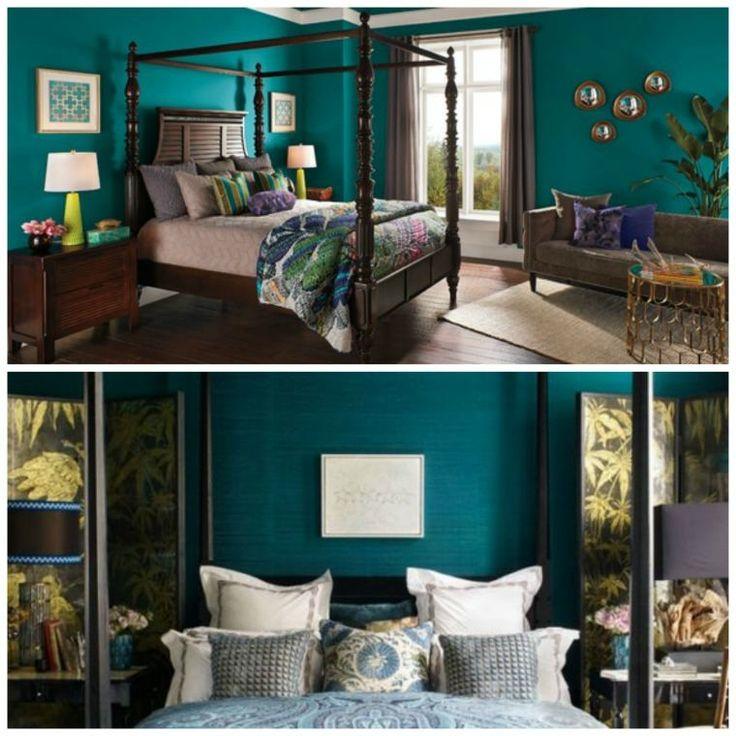 ente blaues schlafzimmer und assoziationen oder zubehör