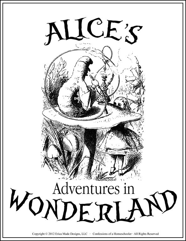 a literary analysis of the universe in alice in wonderland by lewis carroll Abandonment/loneliness alice's adventures in wonderland provides an inexhaustible mine of literary alice's adventures in wonderland lewis carroll buy share.