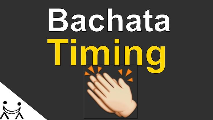 Bachata Timing | Song with count: Daniel Santacruz - Seguia Lloviendo ...