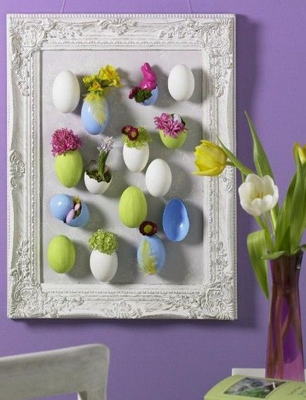 Best Easter Egg From Beads Images On Pinterest Easter Crafts