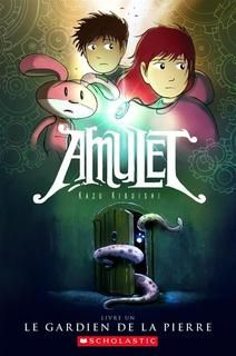 Amulet t01:le gardien de la pierre