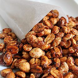 The smell of these hot sugar coated nuts cooking in copper kettles always reminds me of NYC in autumn.