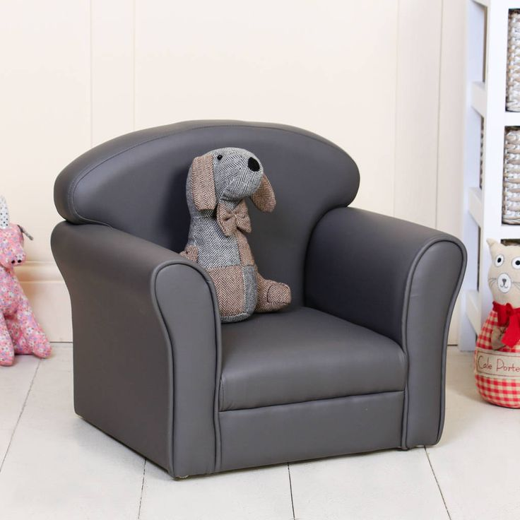 Are you interested in our childrens large grey armchair? With our small modern grey armchair you need look no further.
