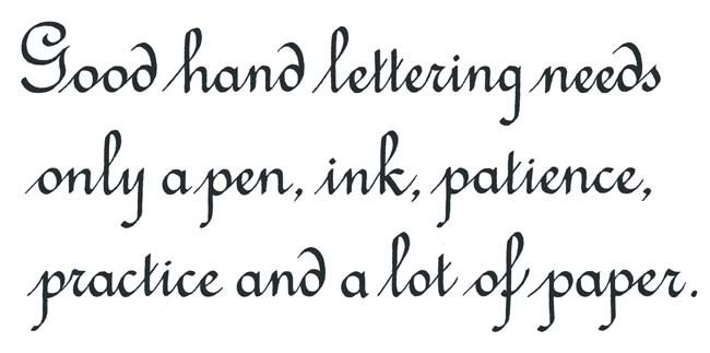 17 Best Images About Ronde Caps On Pinterest Calligraphy