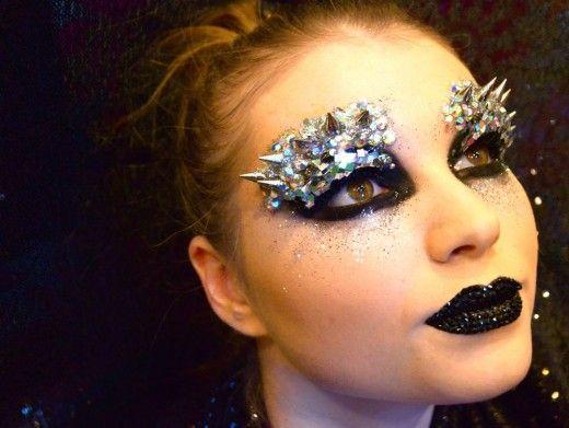 : Makeup Inspiration, Fantasy Makeup, Liverpool Rocks, Glasgow Kiss ...