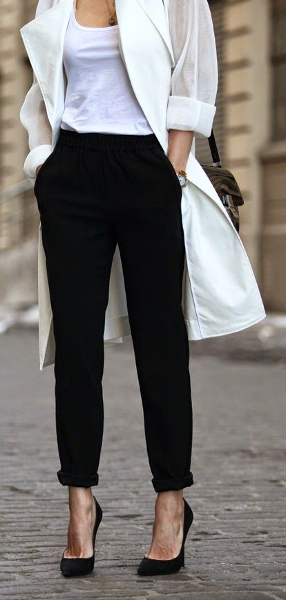 Best 25  Black pants ideas on Pinterest