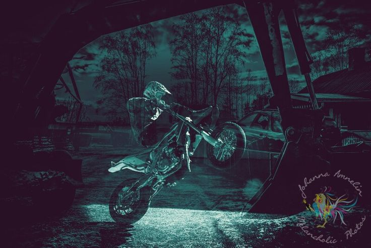 My new series: Biker boyz industrial www.melancholic.photos