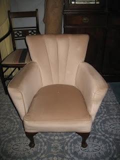 milan tub  chair