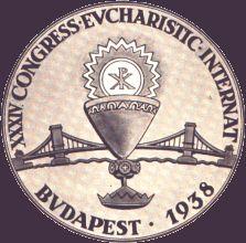Eucharisztikus Kongresszus Budapest 1938
